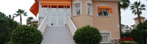 Belle villa en location a Benferri (Alicante)