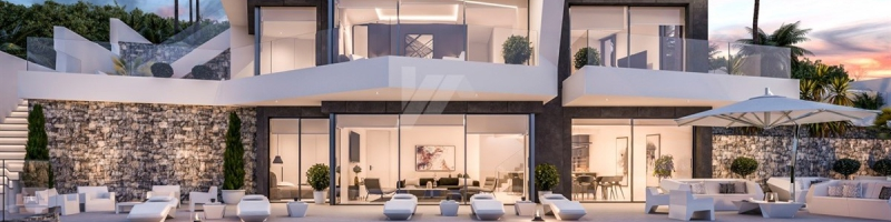 Buy Luxury Villas Costa Blanca