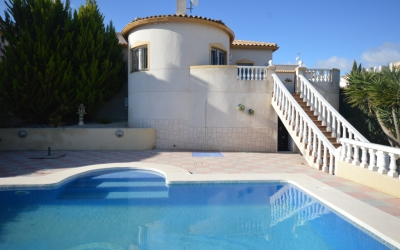 Villa - Location - Alicante - Castalla
