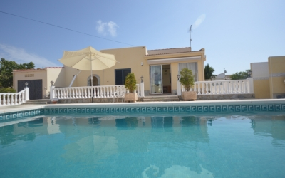 Villa - Location - Torrevieja - El Chaparral