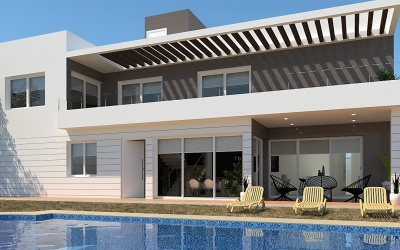 Villa - New build - Monóvar - Monovar